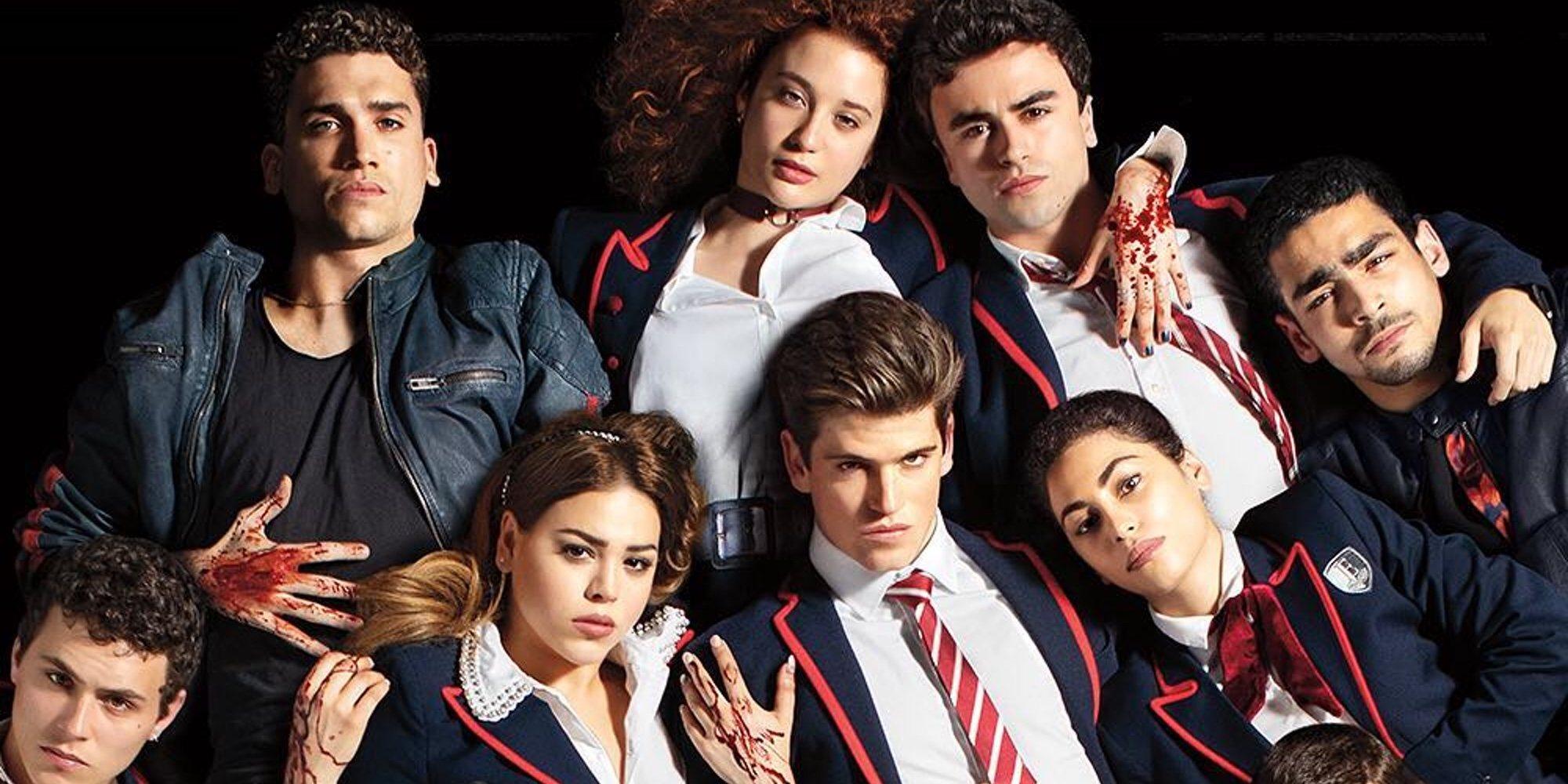 Comienza el rodaje de la segunda temporada de 'Élite' con tres nuevos personajes