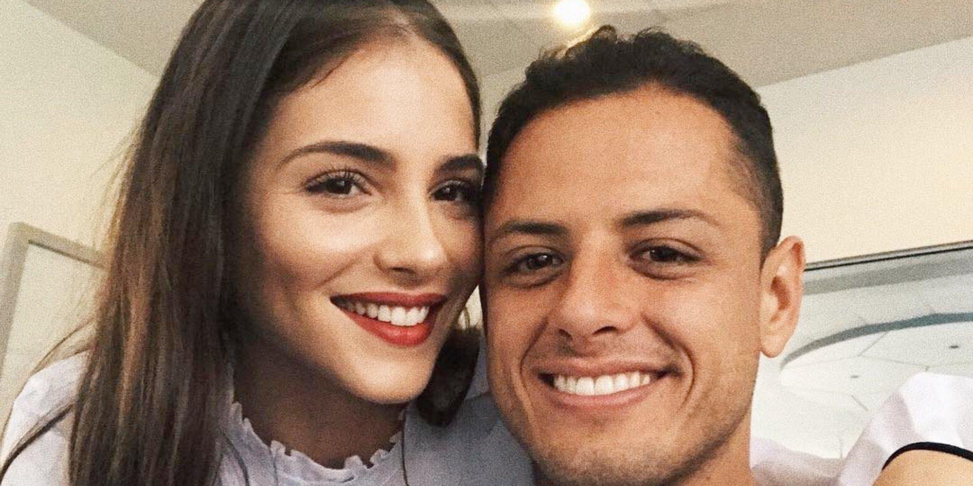 Andrea Duro felicita a Chicharito tras anunciar que será padre junto a Sarah Kohan