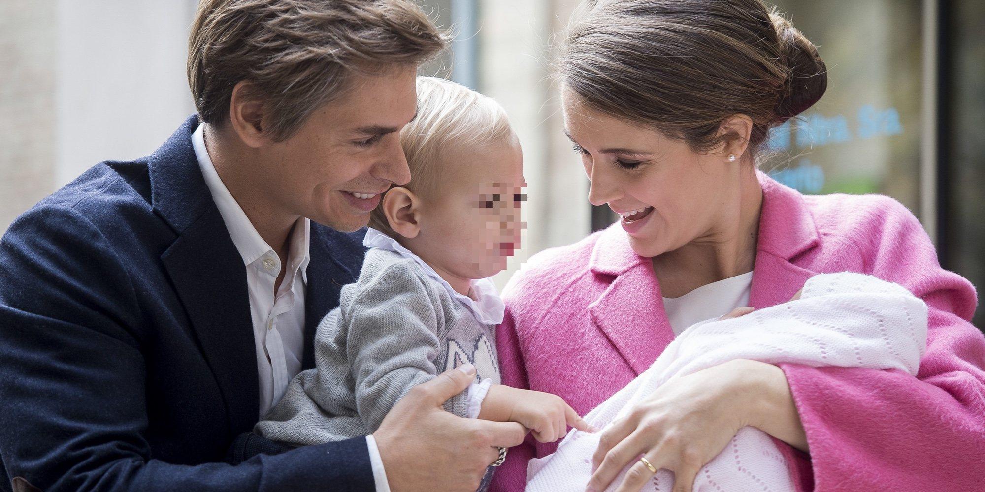 Carlos Baute y Astrid Klisans esperan su tercer hijo