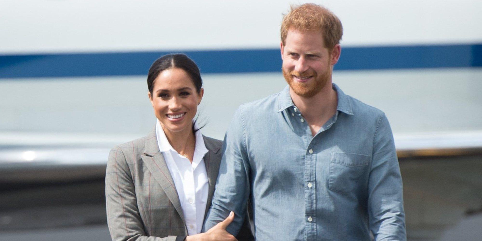 El Príncipe Harry y Meghan Markle dicen adiós a su casa de Cotswolds tras ser descubierta