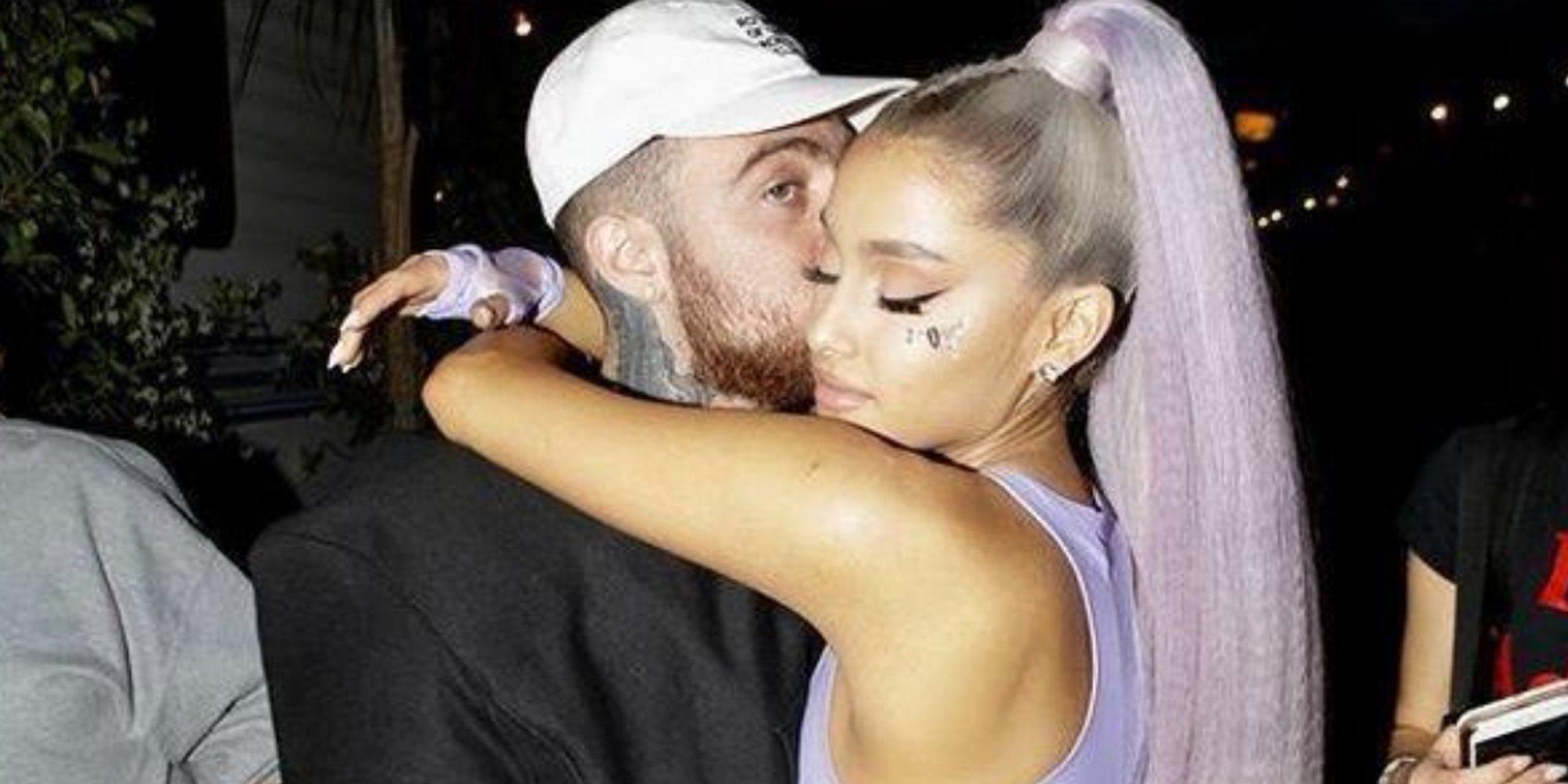 Ariana Grande vuelve a recordar a Mac Miller en el que habría sido su 27 cumpleaños