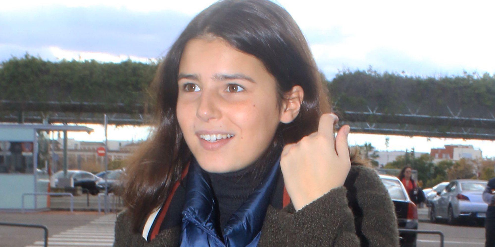 Cayetana Rivera viaja a Sevilla para conocer a su hermano Francisco