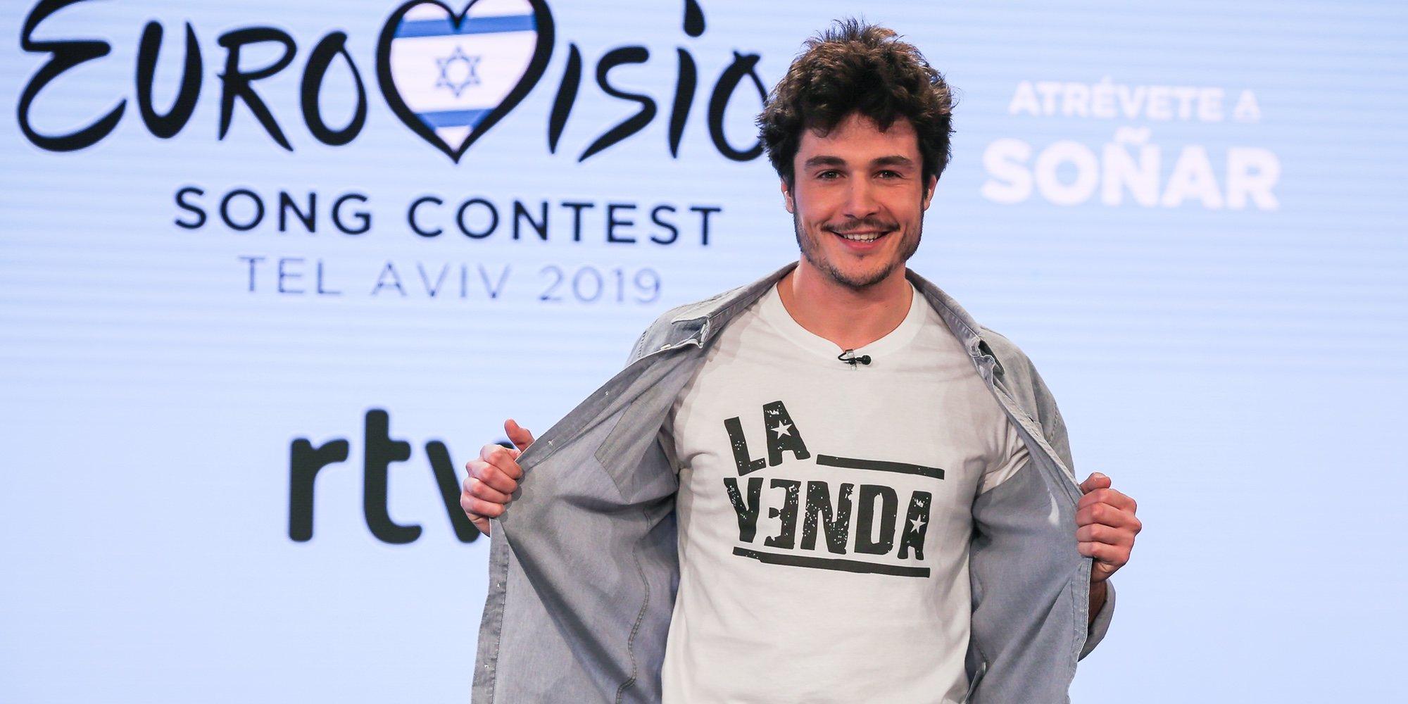 """Miki, representante de Eurovisión 2019: """"Es viajar y hacer música, mis dos pasiones de siempre"""""""