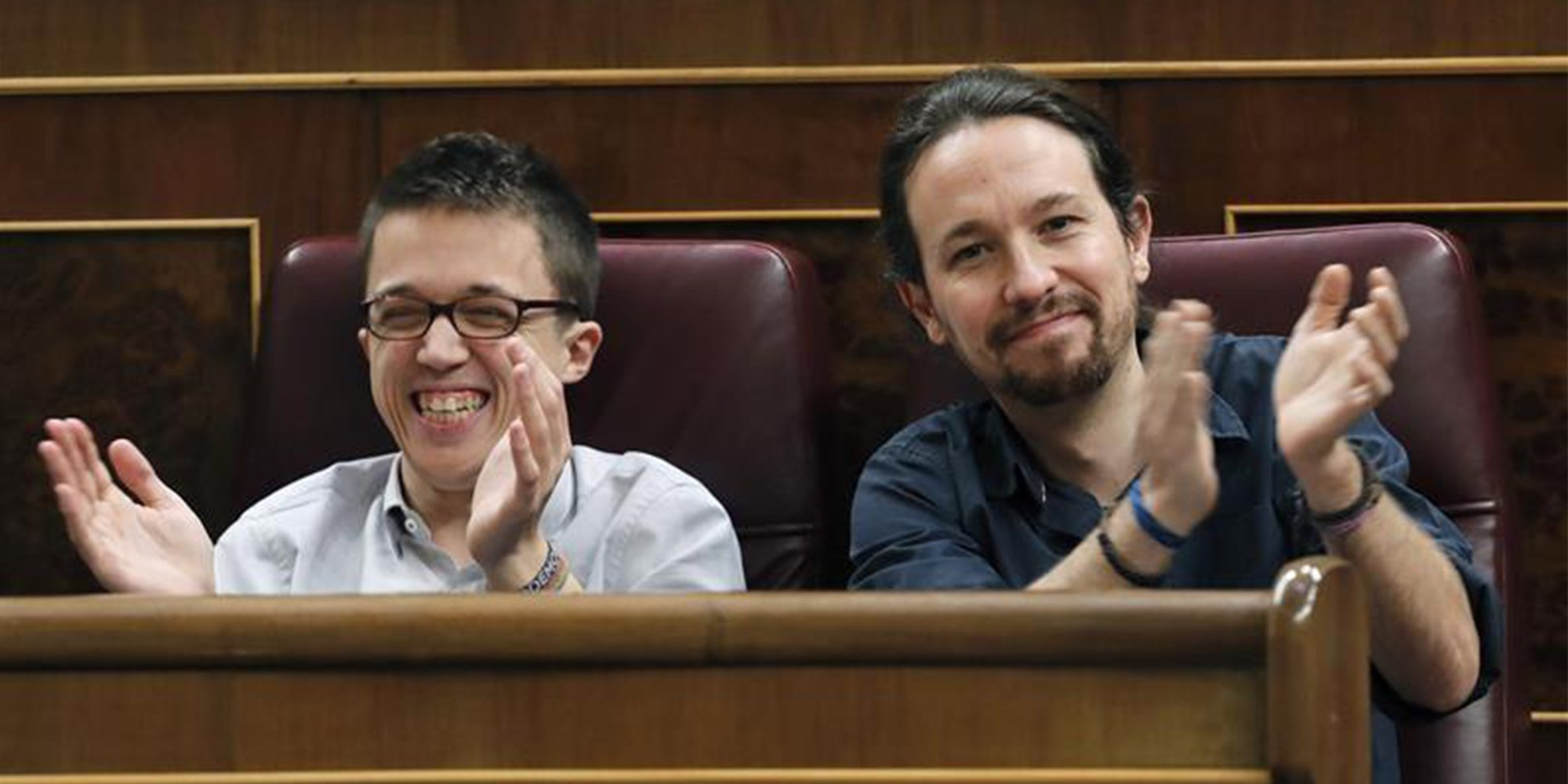 Enemigos Íntimos: Pablo Iglesias e Íñigo Errejón, los dos amigos que fundaron un partido que los separó