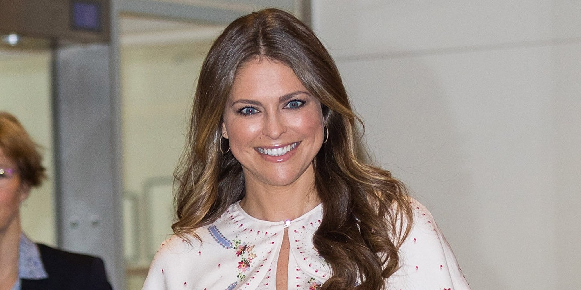 La Princesa Magdalena vuelve a Suecia por una buena causa y entre rumores de crisis con su marido