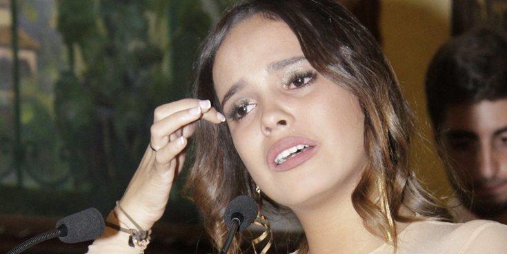 Las imágenes de la supuesta infidelidad de Gloria Camila a Kiko Jiménez que Albert Barranco desmiente