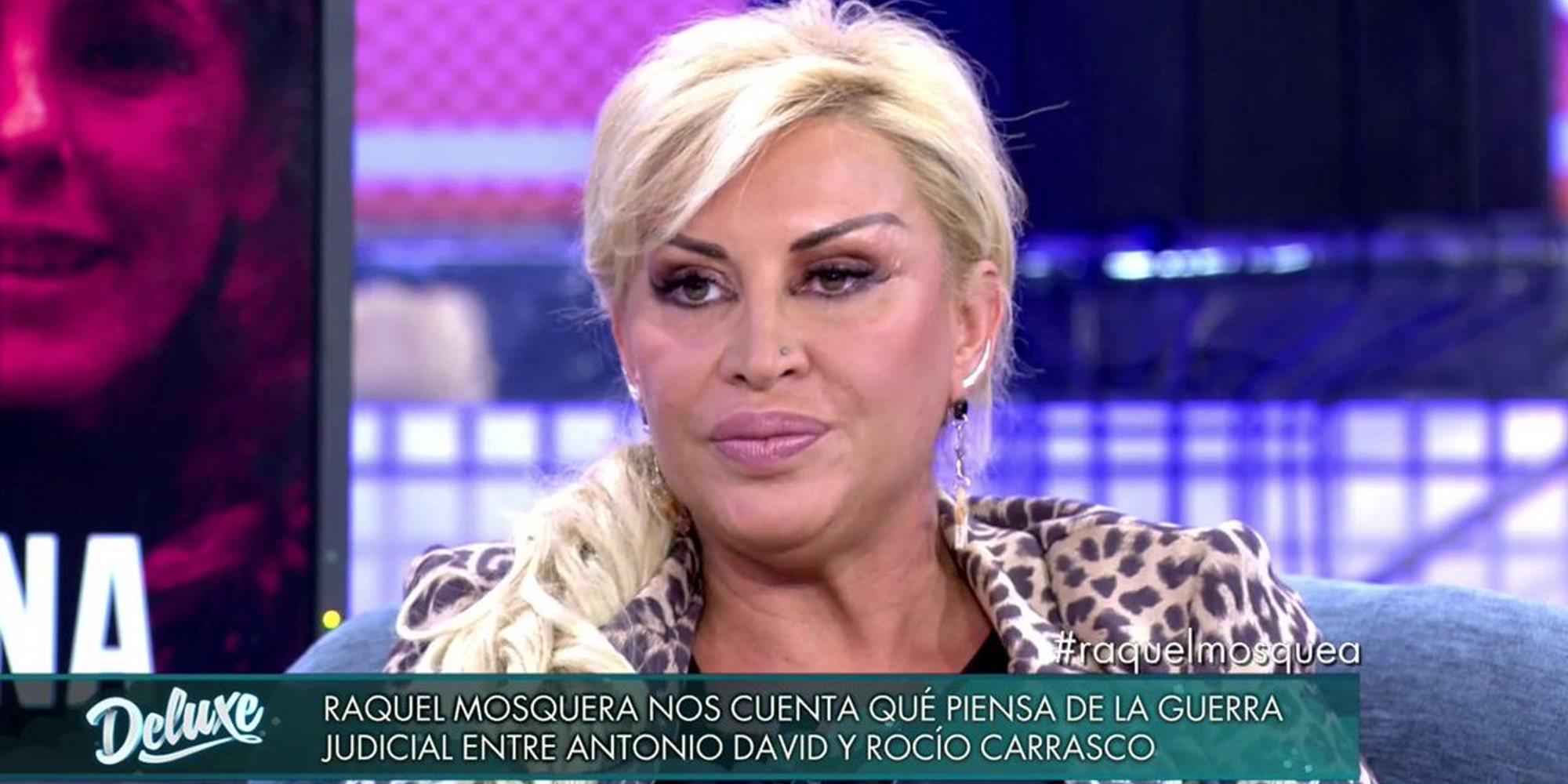 """El encontronazo de Raquel Mosquera con Paloma García Pelayo en 'Sábado Deluxe': """"¿Por qué te picas?"""""""