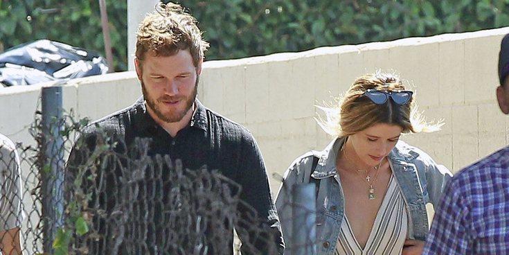 Chris Pratt quiere tener muchos hijos con Katherine Schwarzenegger y dedicarle más tiempo a su familia