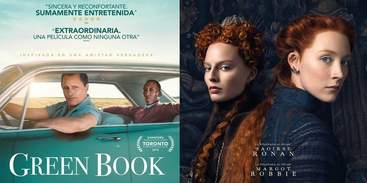 Las 5 películas más esperadas de febrero de 2019