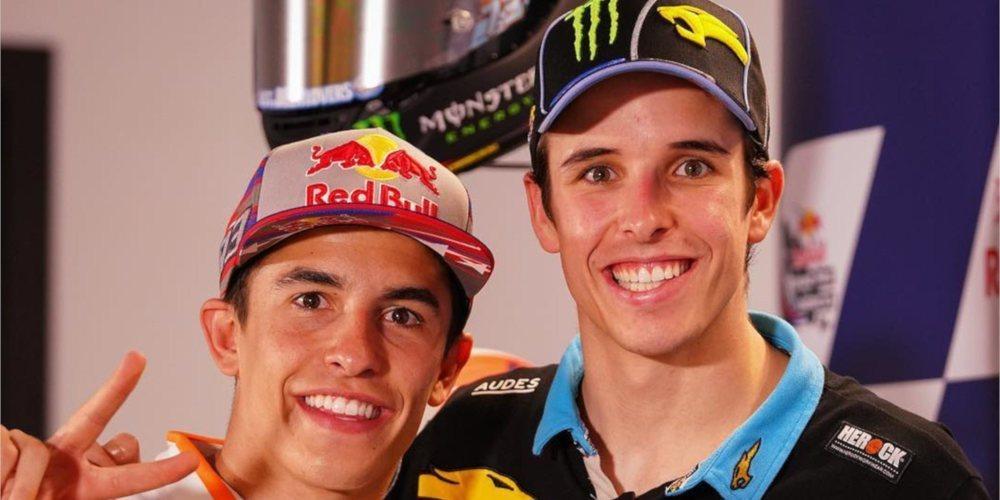 Así son y así se llevan Marc y Álex Márquez: dos hermanos apasionados del motociclismo