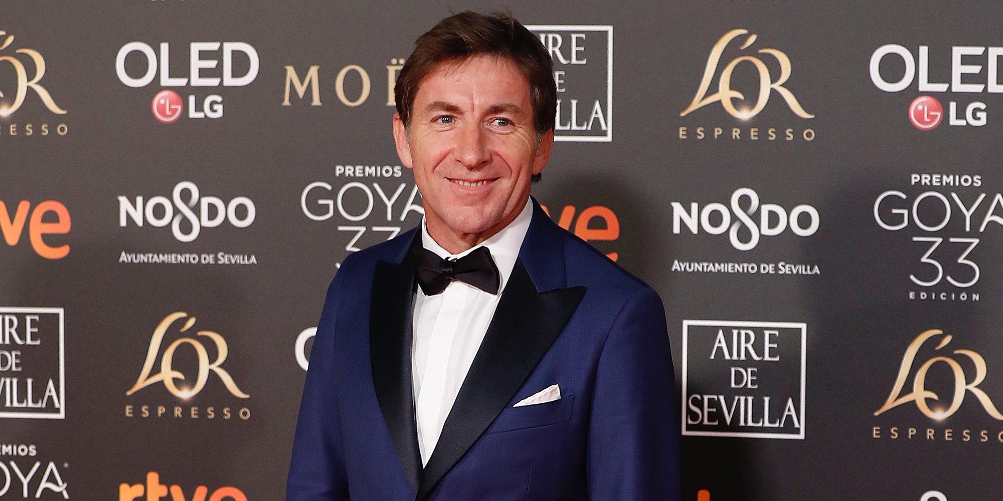 Antonio de la Torre recuerda a Chiquito de la Calzada al recibir el Goya 2019 a Mejor Actor