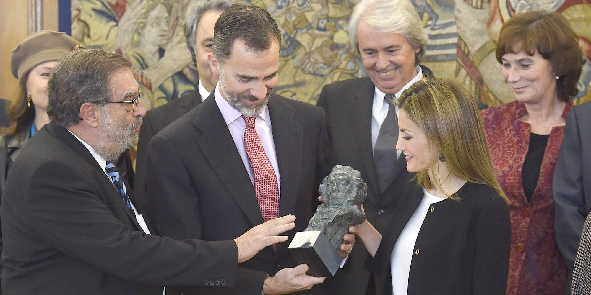 Paula Echevarría, los Javis, Javier Bardem, Pedro Sánchez y los Reyes Felipe y Letizia, los grandes ausentes en los Goya 2019