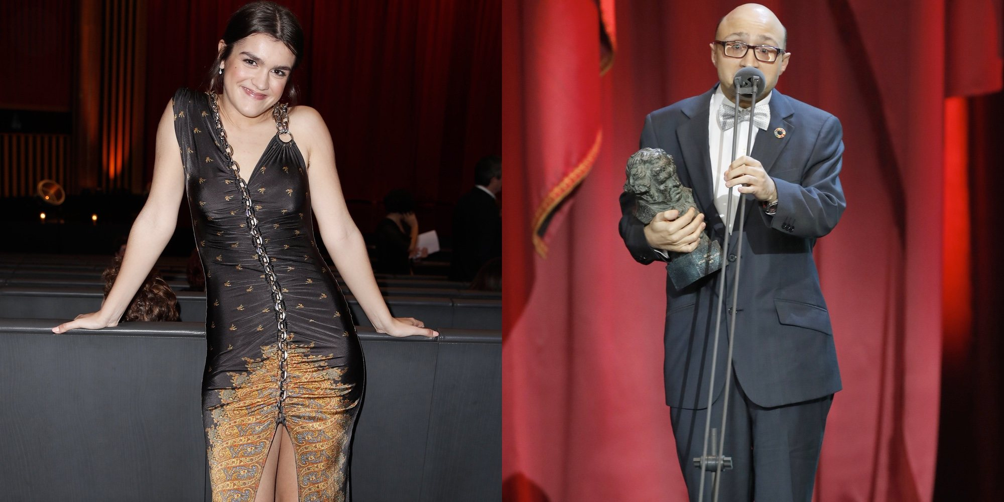 Los mejores momentos de los Goya 2019: feminismo e inclusión, los sobres pegados o el 'fallo' de Amaia