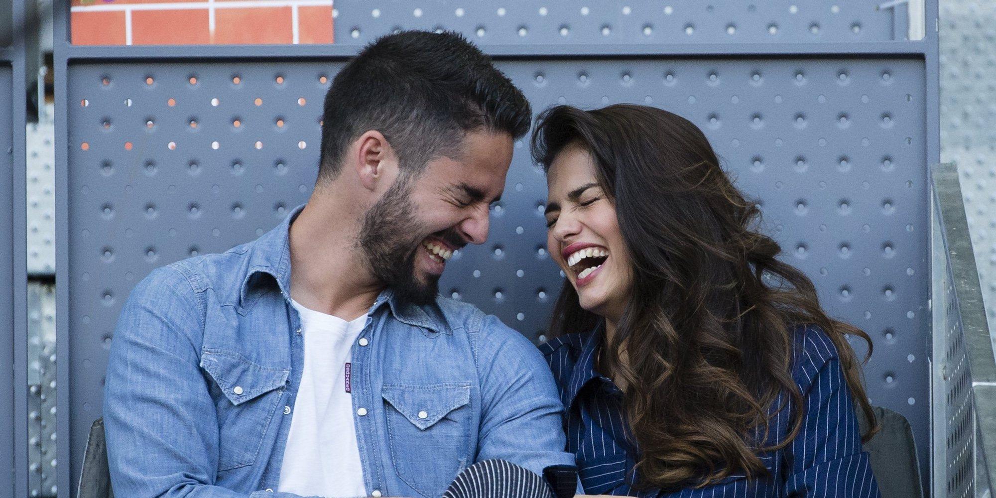 """Isco Alarcón y Sara Sálamo intercambian tiernos mensajes en las redes: """"Más bonita que nadie"""""""
