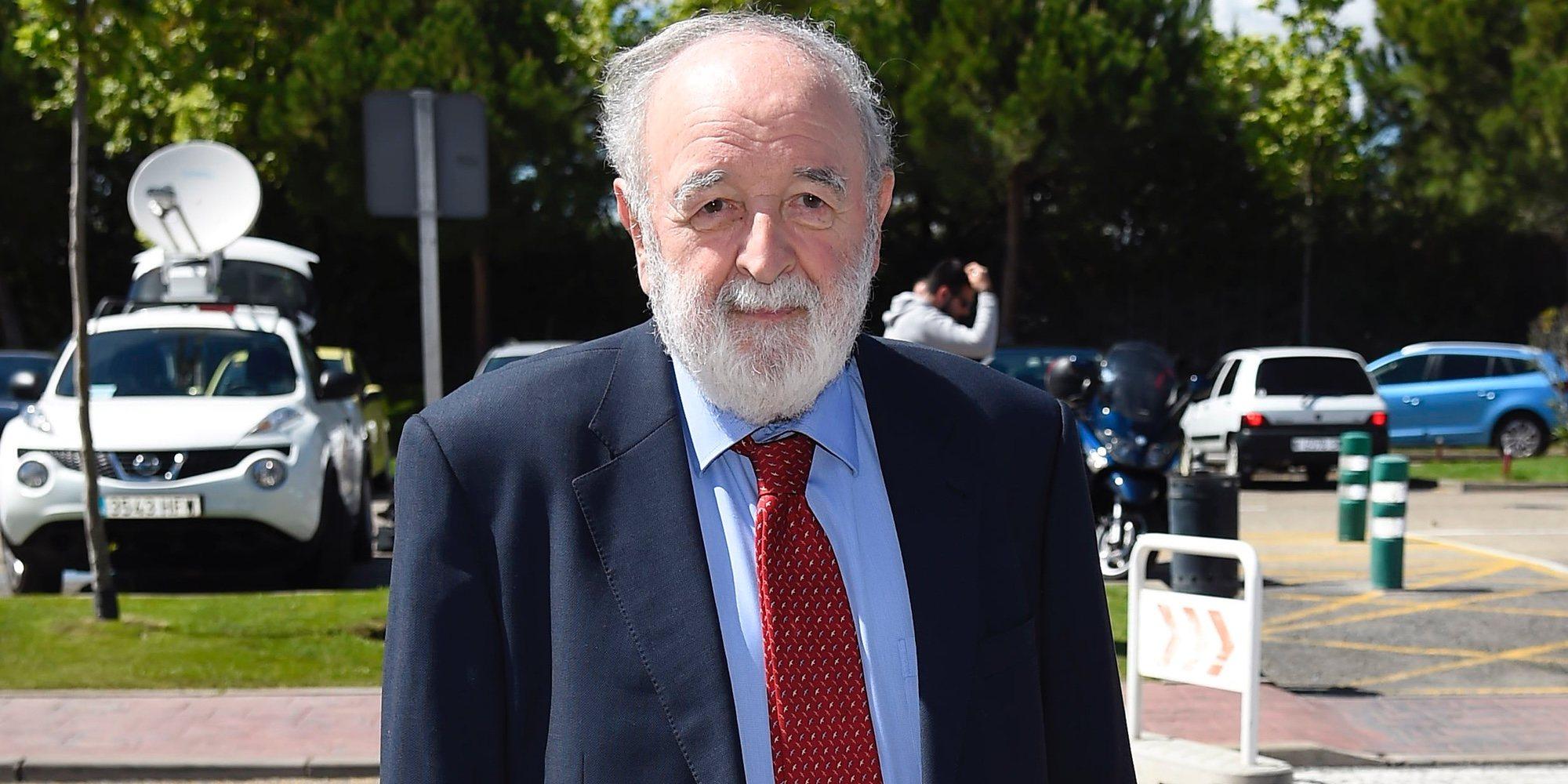 """Diego Carcedo: """"Cuando fui director de informativos de TVE tuve problemas con los partidos"""