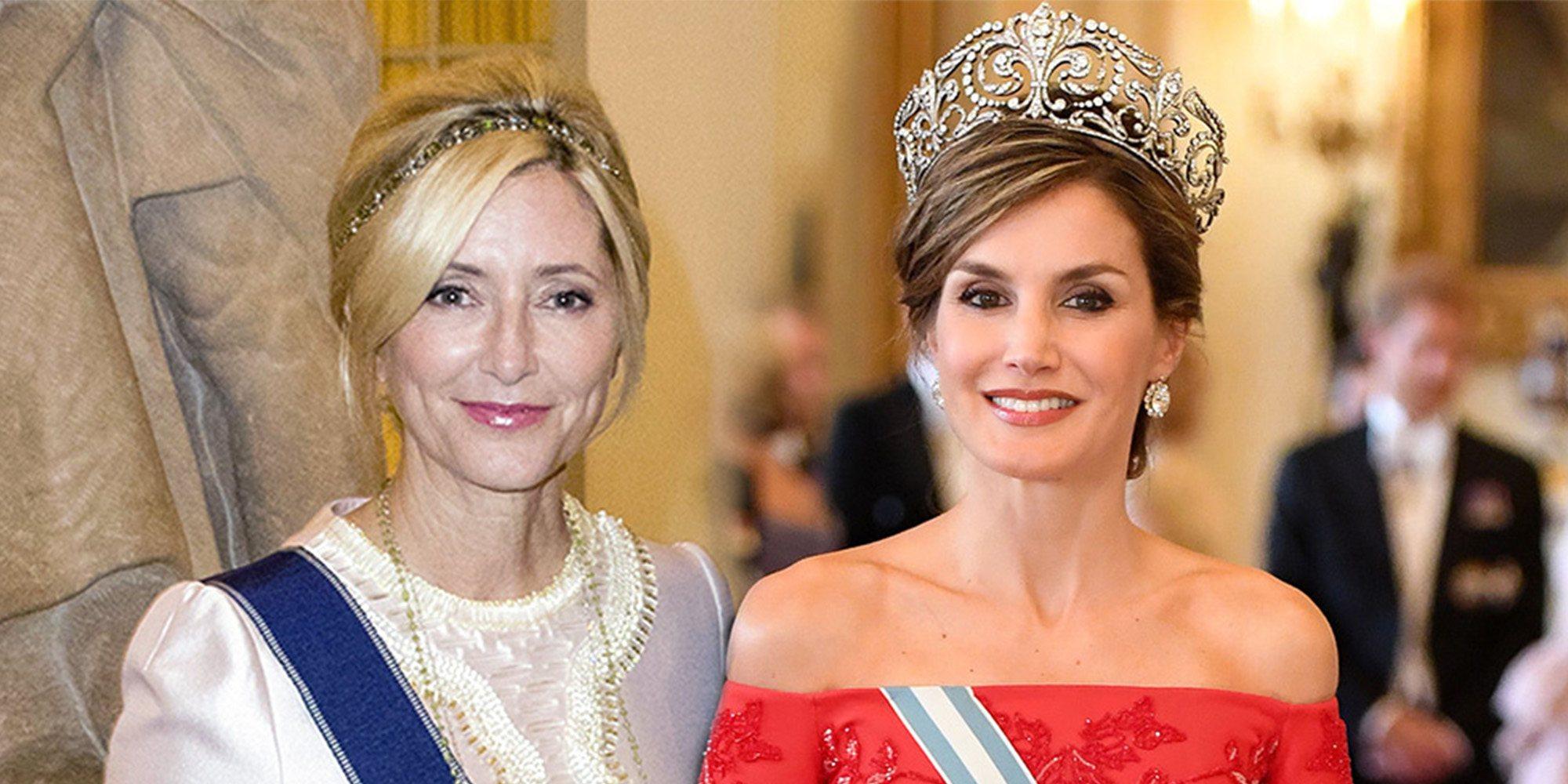 Enemigas Íntimas: La Reina Letizia, Marie Chantal de Grecia y la ruptura de protocolo que mostró su enemistad