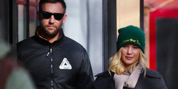 Jennifer Lawrence se casa con Cooke Maroney