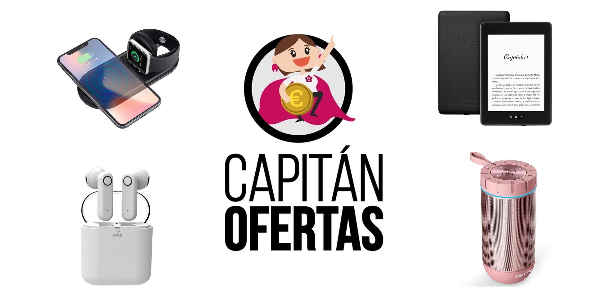 Capitán Ofertas te trae los mejores chollos en complementos tecnológicos