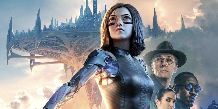Clip en exclusiva de 'Alita: Ángel de Combate' la nueva película de James Cameron y Robert Rodriguez