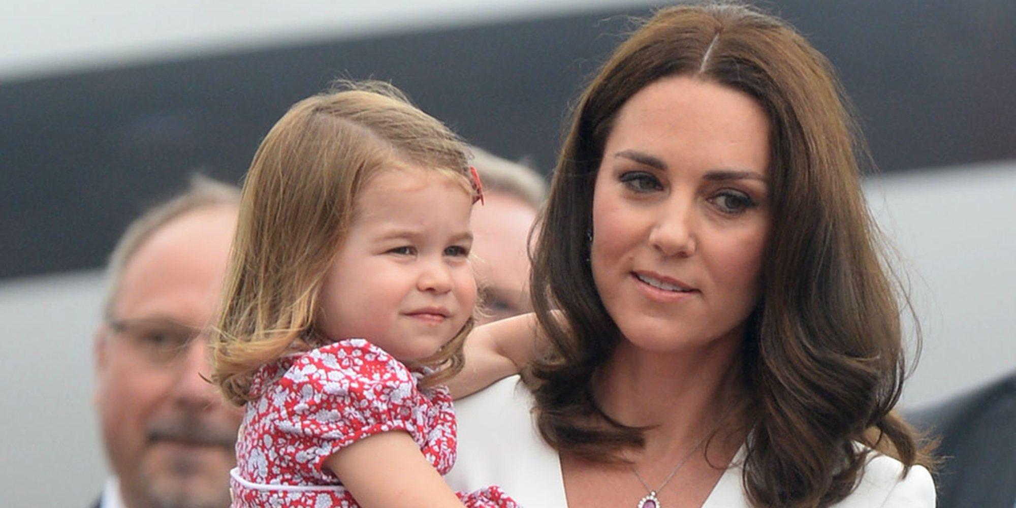 Kate Middleton revela las dos pasiones culinarias de la Princesa Carlota