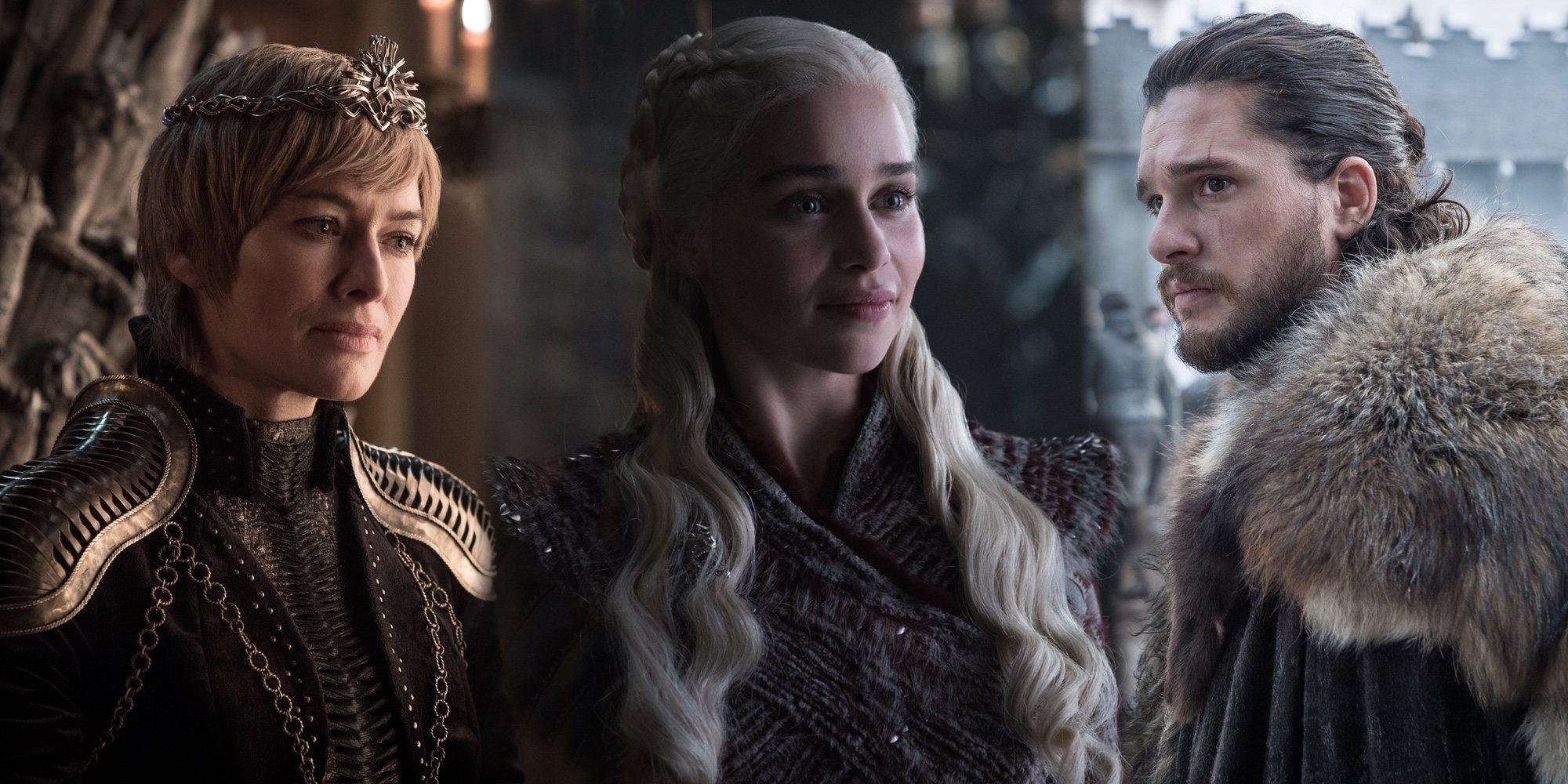 Los supervivientes de 'Juego de Tronos' protagonizan las nuevas imágenes de la octava y última temporada de la serie