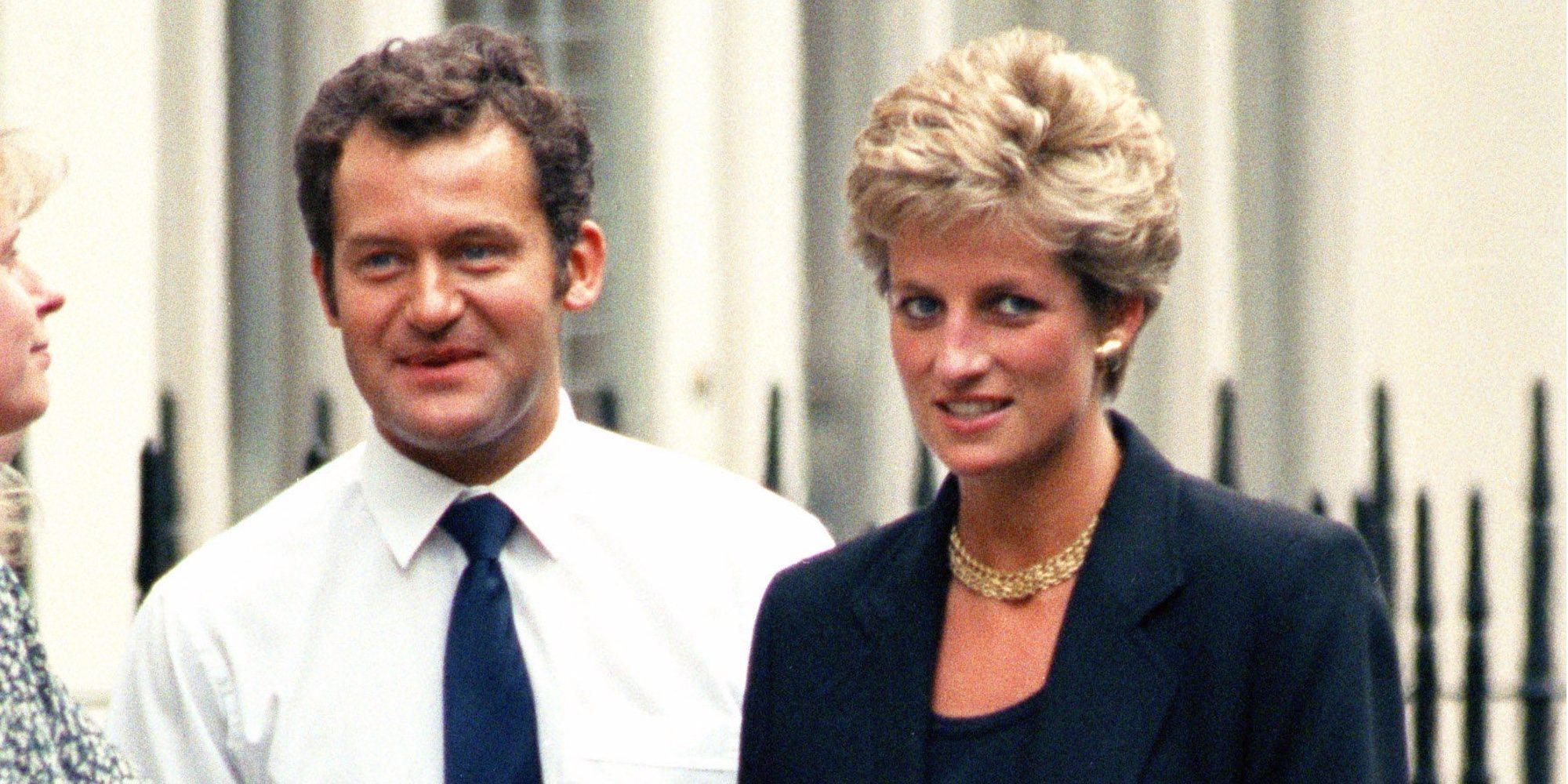 El gran cambio de vida del mayordomo de Lady Di, Paul Burrell