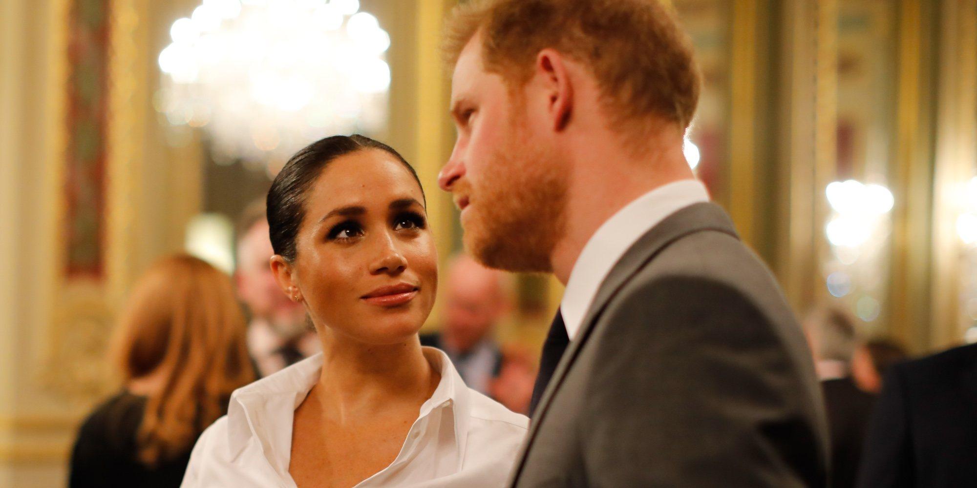 """Meghan Markle se derrite con el Príncipe Harry en los Endeavour Fund Awards: """"Va a ser el mejor papá"""""""