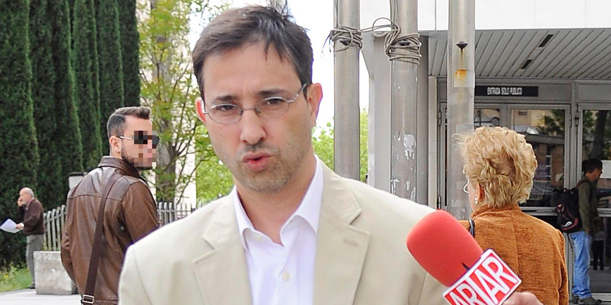 David Rocasolano, primo de la Reina Letizia, condenado a 18 meses de cárcel por revelación de secretos