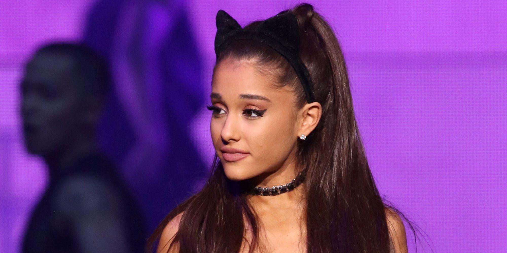 """Ariana Grande acusa al productor de los Grammy: """"Estás mintiendo sobre mí"""""""