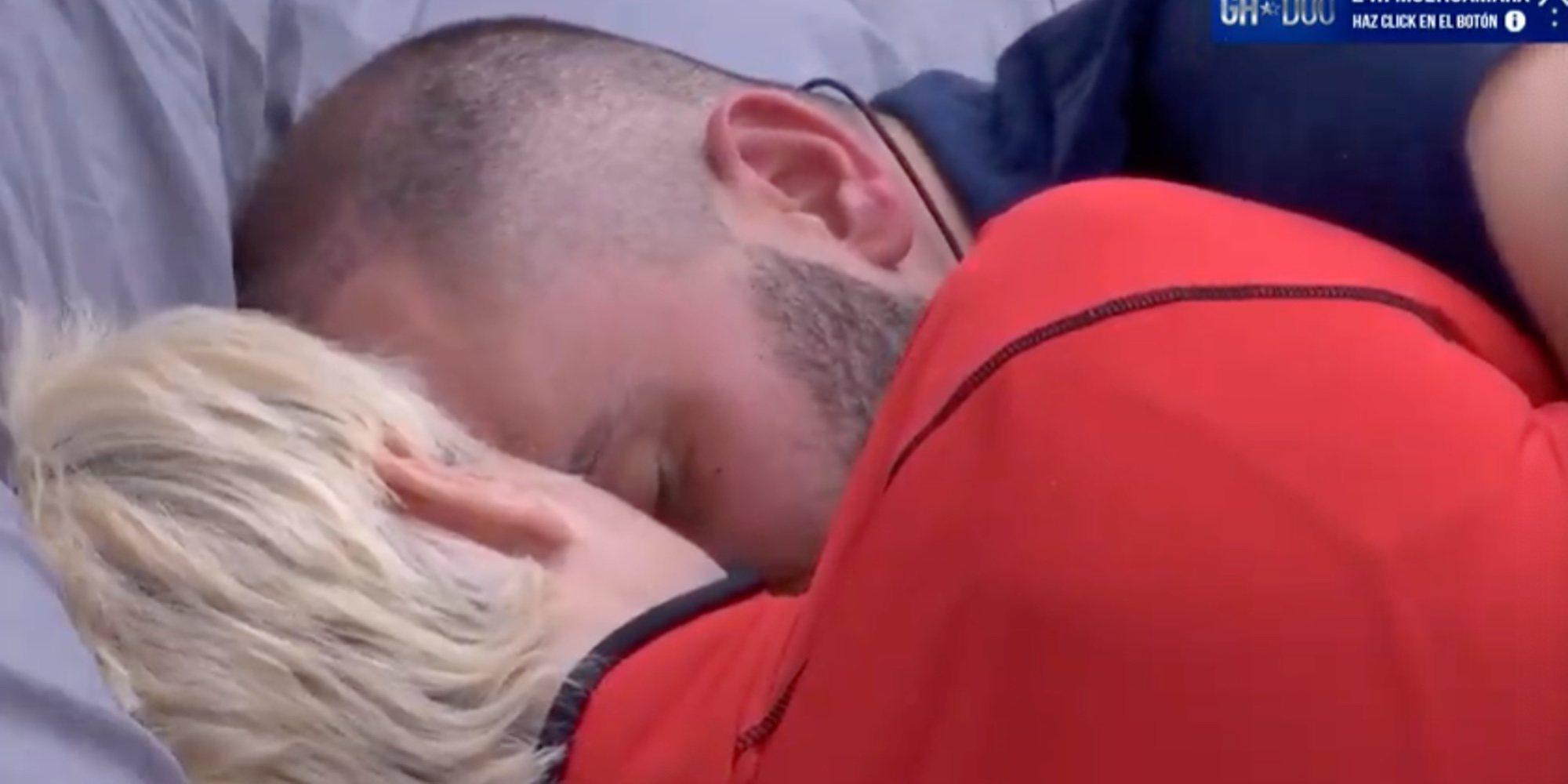 """Julio Ruz sobre el beso de María Jesús Ruiz y Antonio Tejado en 'GH DÚO': """"Pienso que es real"""""""
