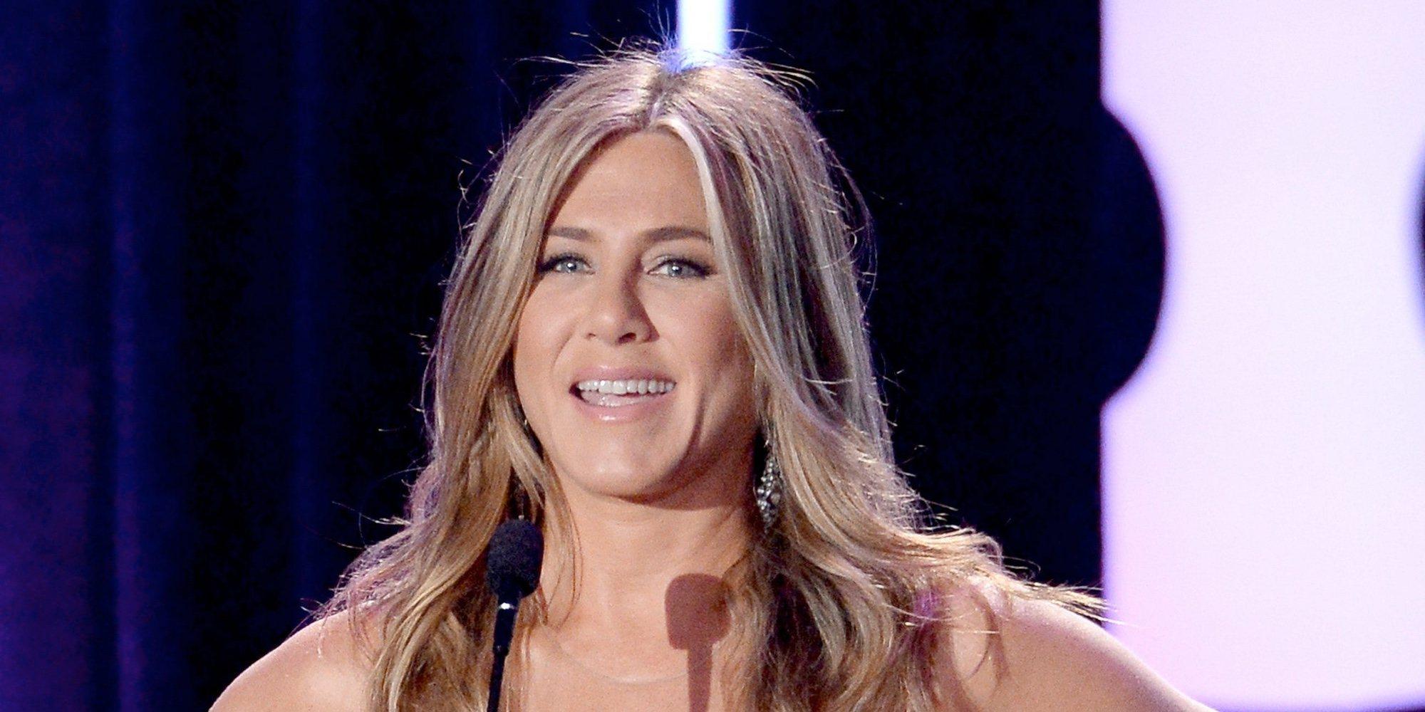Jennifer Aniston ha celebrado su 50 cumpleaños con una gran fiesta en la que estuvo Brad Pitt