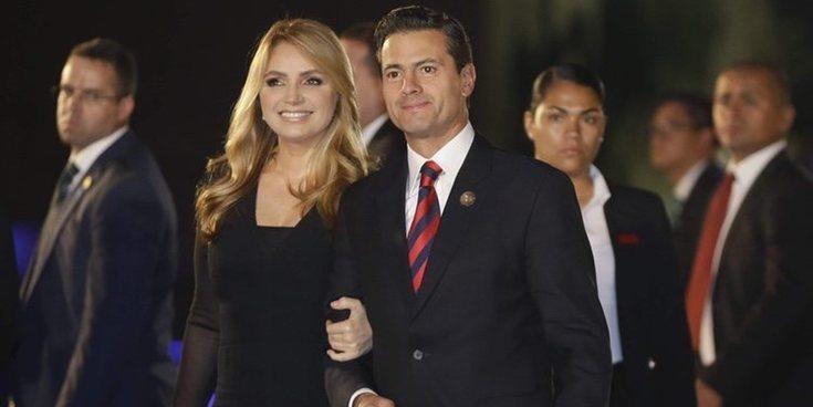 """Angélica Rivera confirma su divorcio de Enrique Peña Nieto: """"Siempre le entregué con amor mi tiempo y esfuerzo"""""""