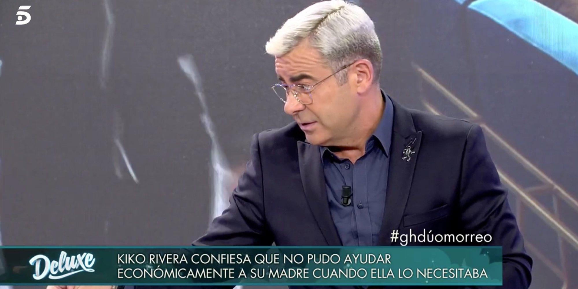 """Jorge Javier Vázquez a Maite Galdeano sobre su relación con Sofía Suescun: """"Es  enfermiza, le hace daño"""""""