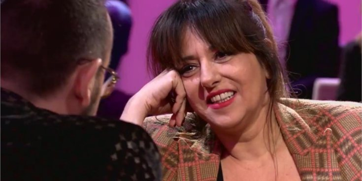 """Yolanda Ramos arremete contra Pedro Almodóvar en 'Chester': """"Me da lo mismo que se enfade y no me llame más"""""""