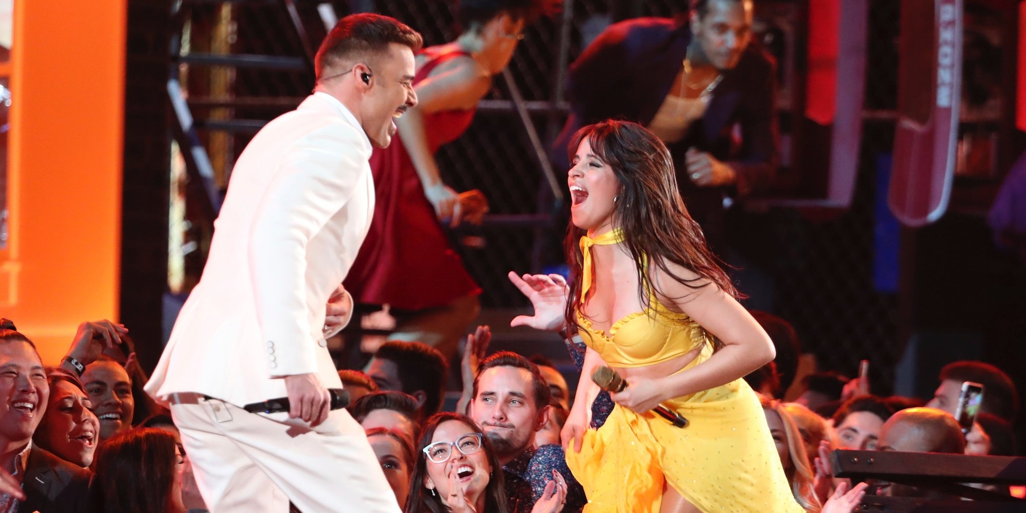 Ricky Martin revolucionó la alfombra roja de los Grammy 2019 junto a su hijo Matteo
