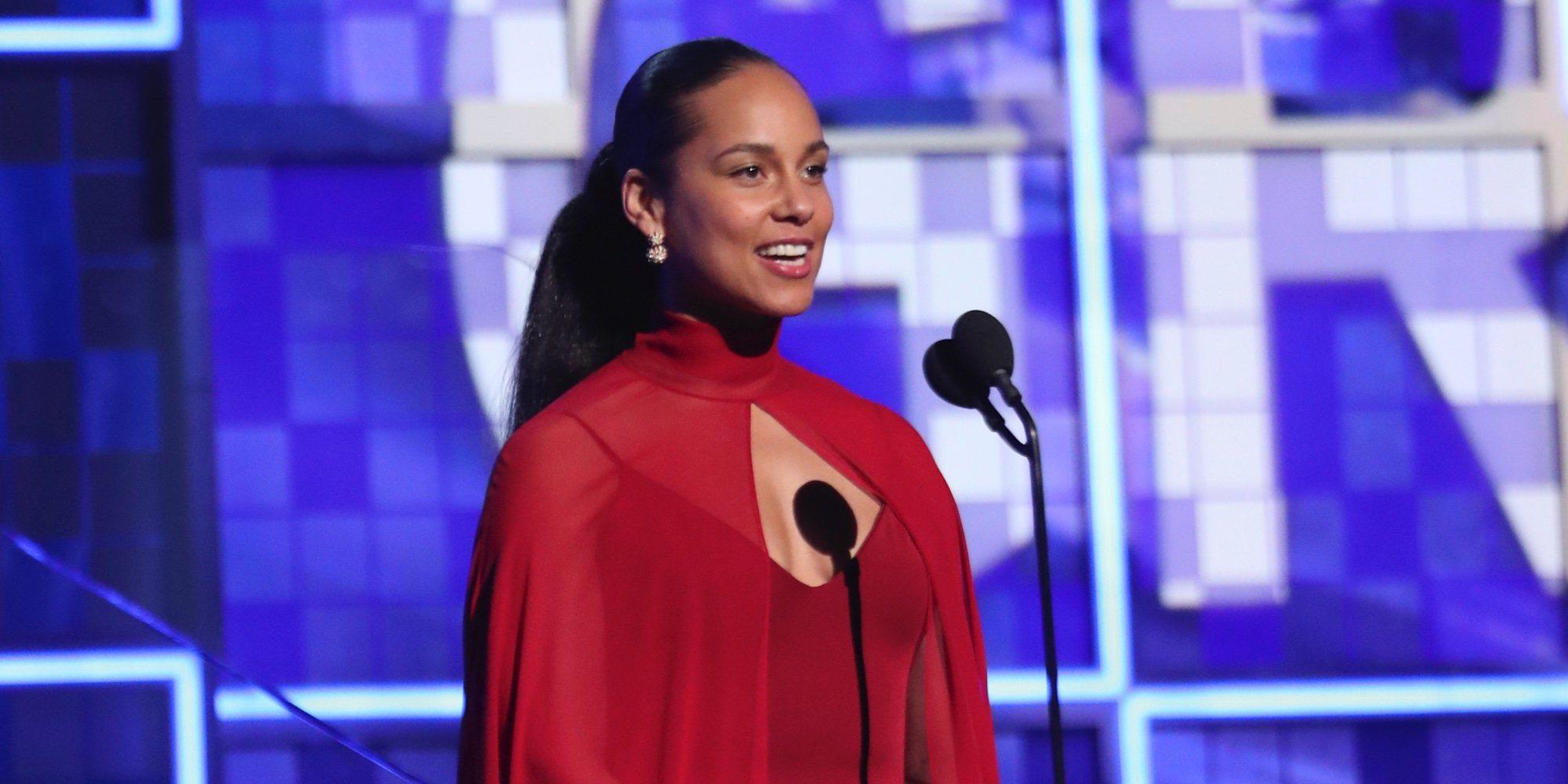 """El discurso de Alicia Keys en los Grammy 2019: """"La música es nuestro lenguaje global compartido"""""""