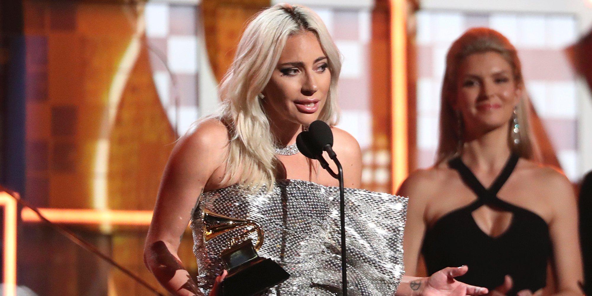 El emotivo discurso de Lady Gaga en los Grammy 2019 sobre la salud mental