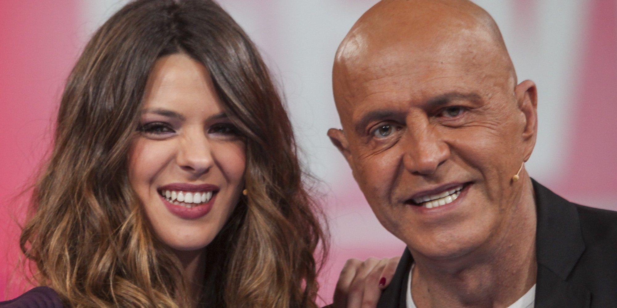 """Laura Matamoros habla de la relación con su padre, Kiko Matamoros: """"Quiero a mi padre tal y como es"""""""