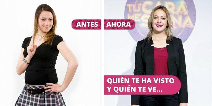 Así ha cambiado María Villalón: De su victoria en 'Factor X' a su triunfo en 'Tu cara me suena 7'