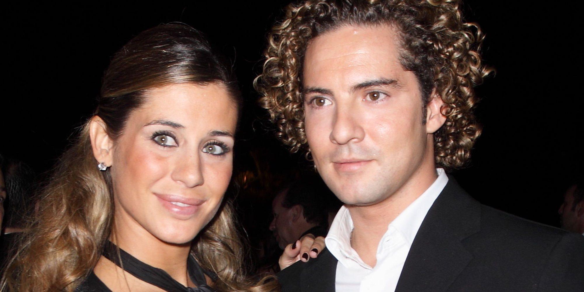 David Bisbal demanda a Elena Tablada por el bien de su hija Ella
