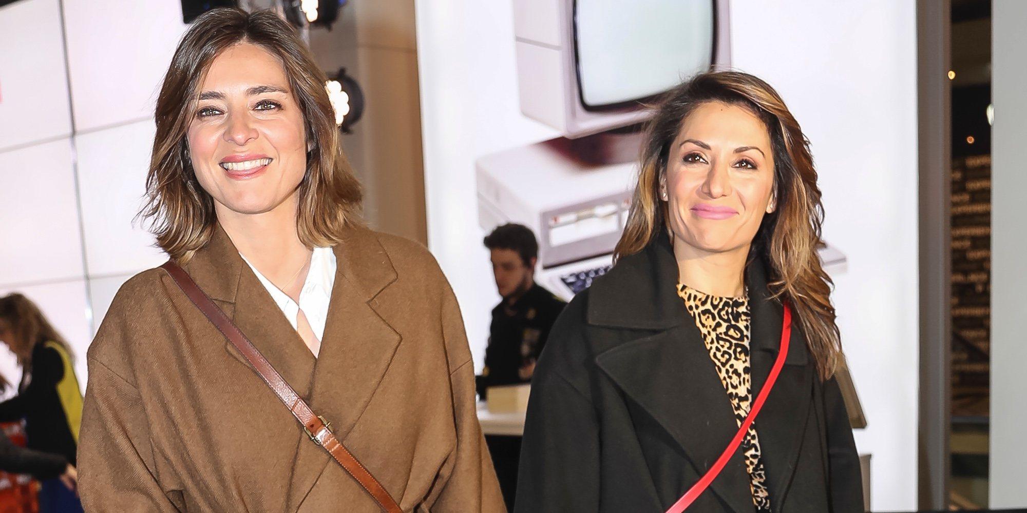 """La pullita de Nagore Robles y Sandra Barneda a los rumores de ruptura: """"Se ha hablado con poca verdad y poco respeto"""""""