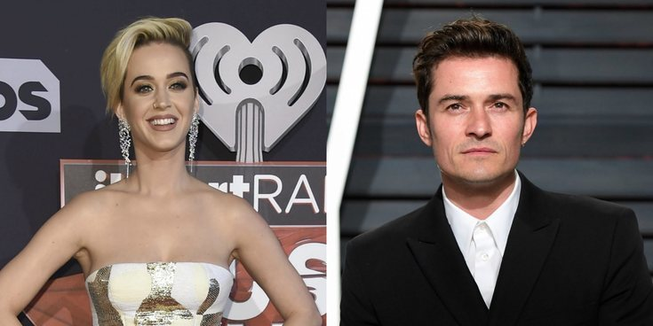 Katy Perry y Orlando Bloom, más unidos que nunca tras anunciar que se casan