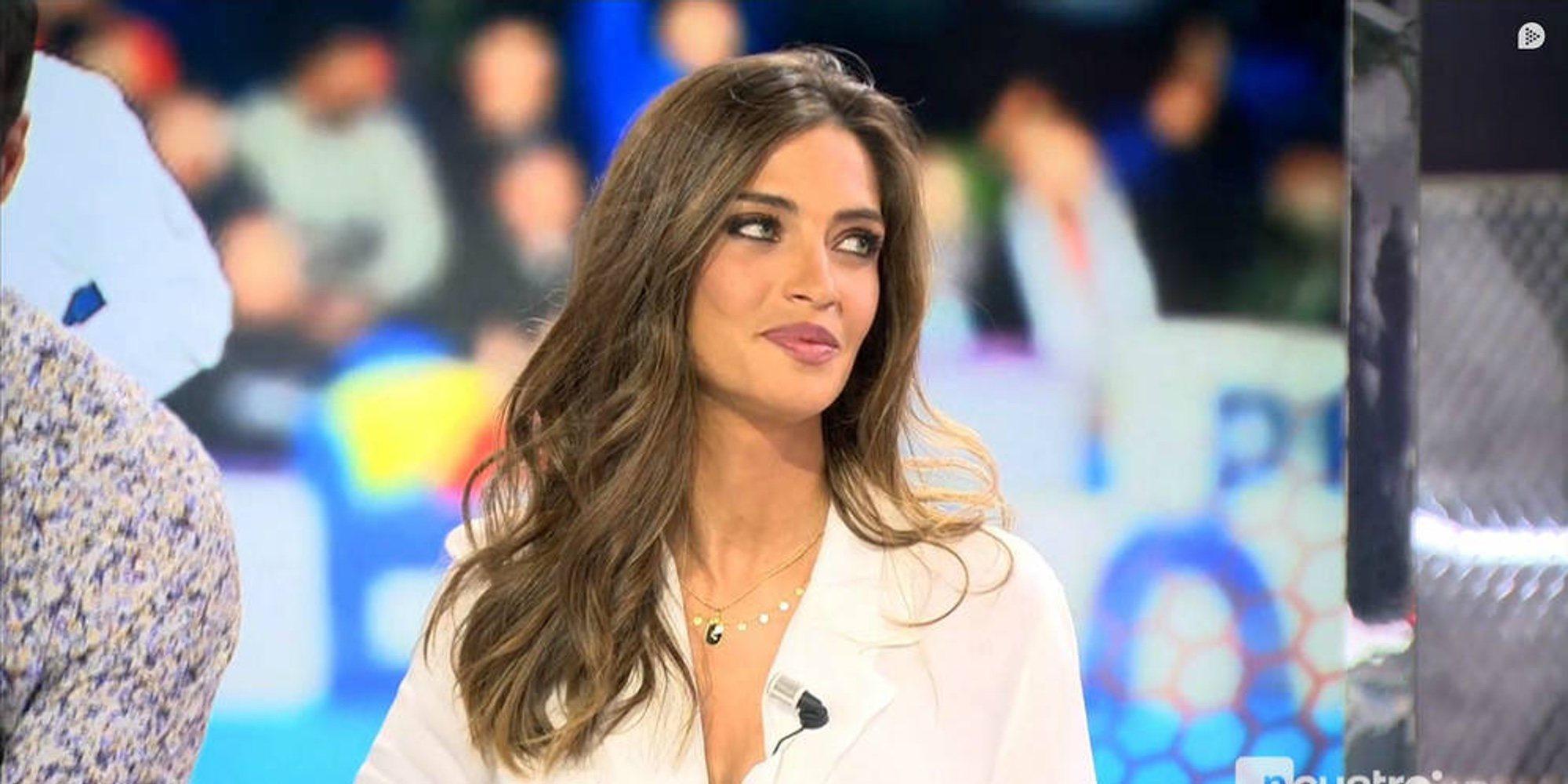 Sara Carbonero vuelve a la televisión sin nervios y tan profesional como siempre