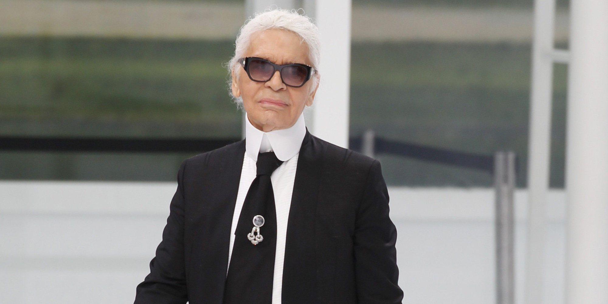 Reacciones a la muerte de Karl Lagerfeld, el káiser de la moda