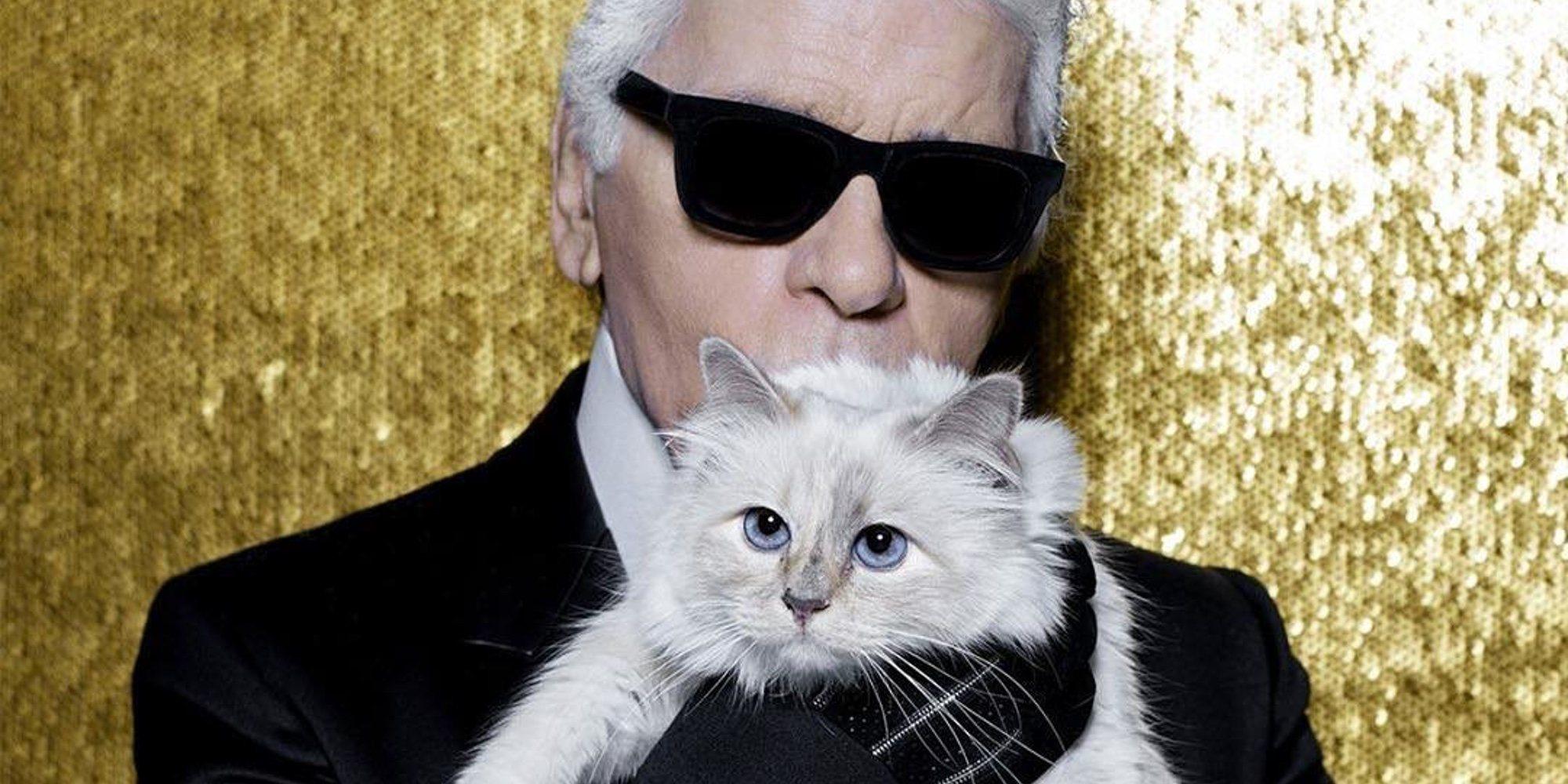 La gata de Karl Lagerfeld, la mayor heredera de su millonaria fortuna