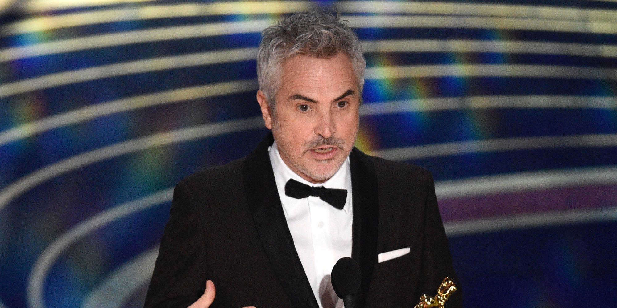 Alfonso Cuarón se lleva el Oscar 2019 a Mejor Director y 'Green Book' se corona como Mejor película