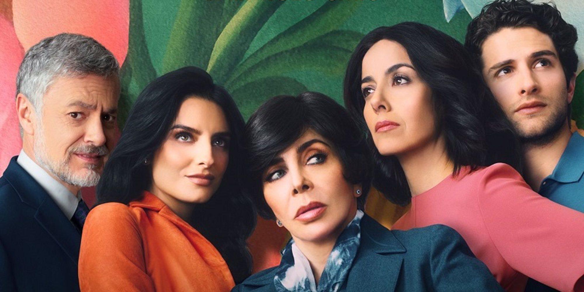 María León, Eduardo Casanova y Eduardo Rosa se unen a la segunda temporada de 'La casa de las flores'