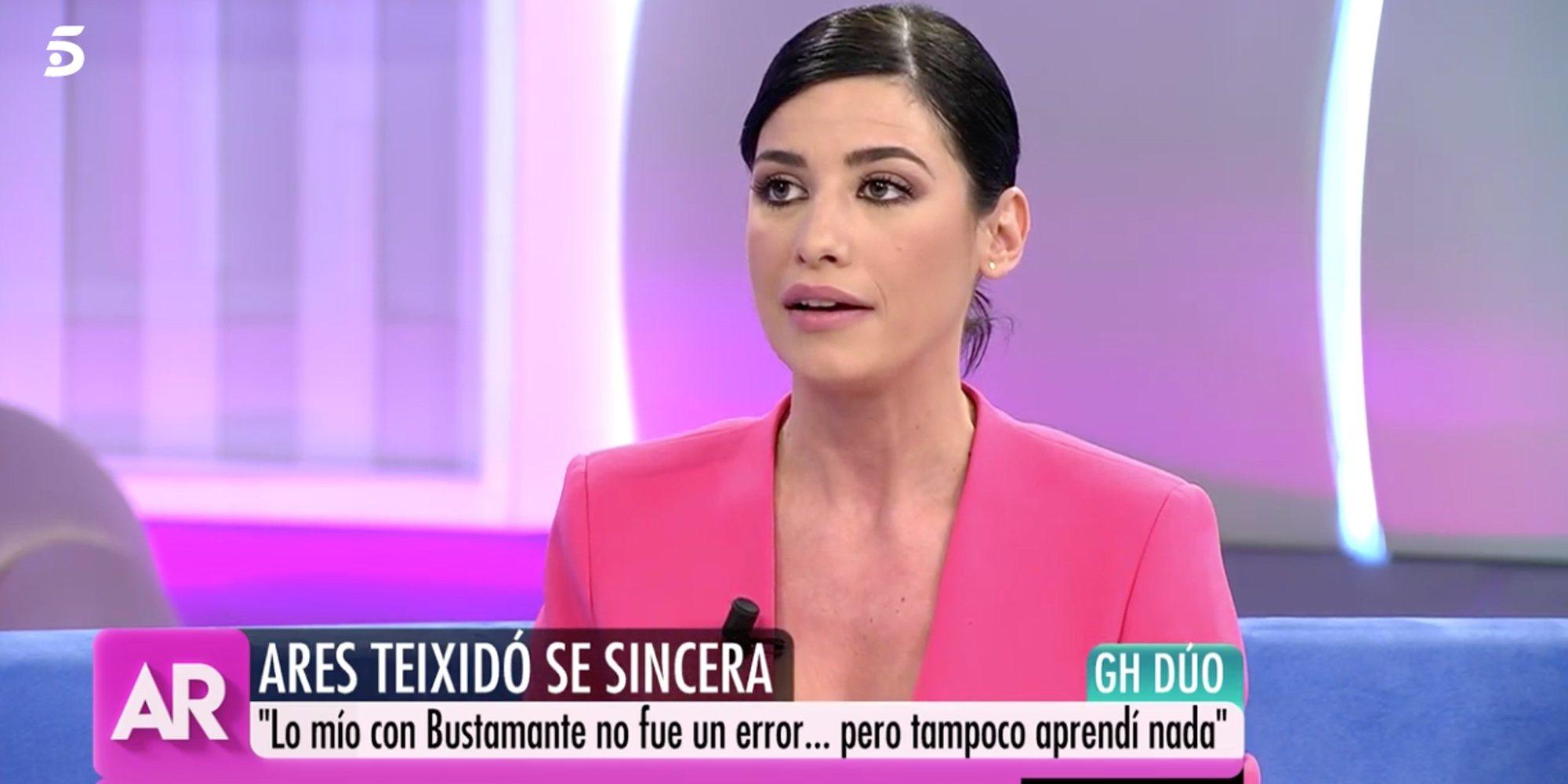 """Ares Teixidó sobre Bustamante: """"He hecho un flaco favor a las mujeres perpetuando un trato machista"""""""