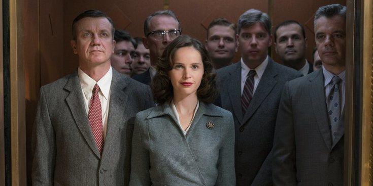 'Una cuestión de género' y '¿Podrás perdonarme algún día?', las películas destacadas de la semana