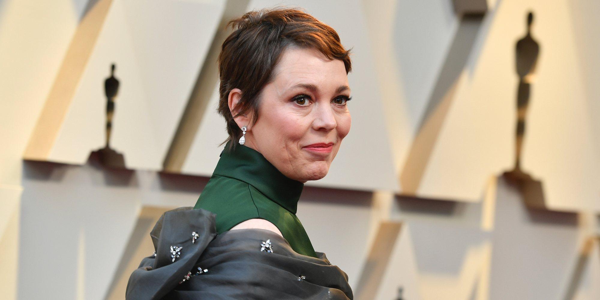 Olivia Colman se convierte en la Mejor actriz de los Oscar 2019 por 'La favorita'
